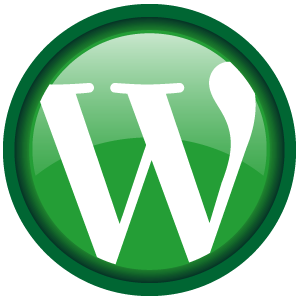 WordPress-Logo-Green